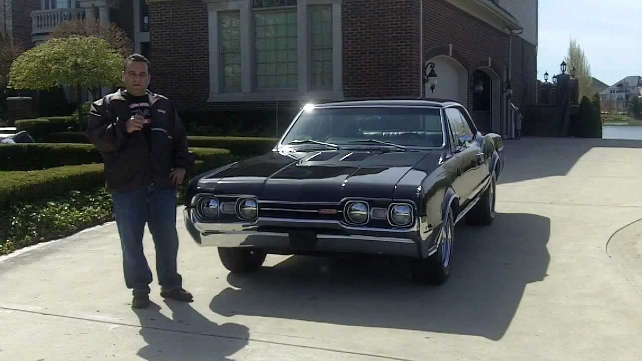 1967 Oldsmobile 442 Classic Muscle Car for Sale in MI Vanguard Motor ...