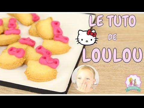 ♡•-cuisine-pour-les-petits---recette-biscuits-À-la-vanille-hello-kitty-•♡