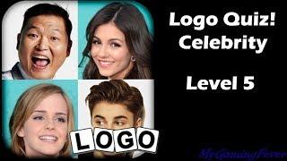Logo Quiz! - Celebrity : Level 5 Answers