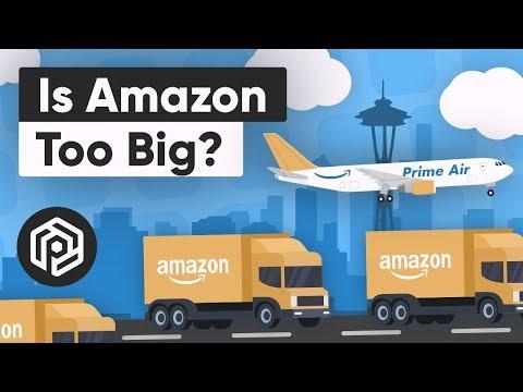 Is Amazon Too Big? Mp3