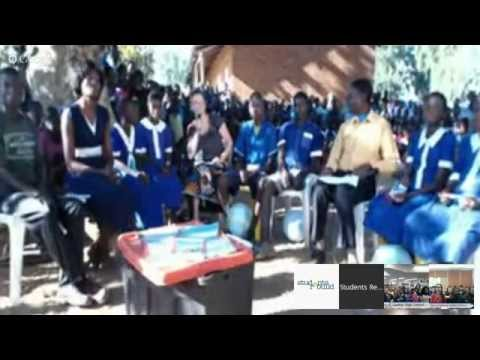 Live from Malawi: SRLiteracy Challenge Webcast 1