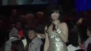 "Anna Onica Judah and Jeff Krapf hosting ""World Stars"" Final Night Show in Hollywood,California"