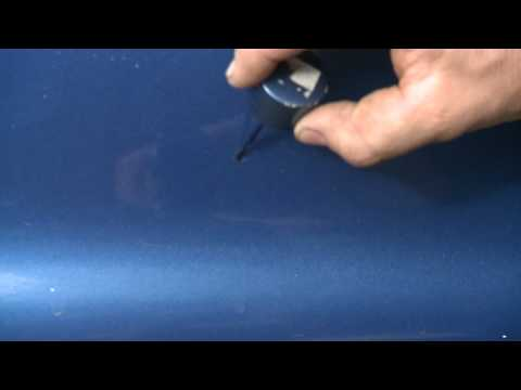 How To Fix Rock Chips On Car Paint