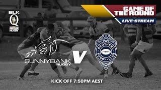 BLK Queensland Premier Rugby: Sunnybank v Brothers
