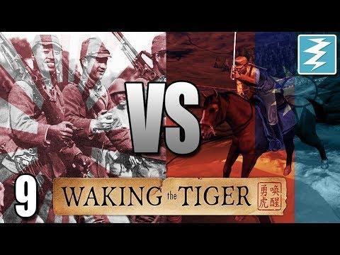 KOREA UNITED UNDER KIM IL SUNG [9] Hearts of Iron IV - Waking The Tiger DLC