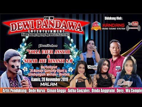 Live Streaming NEW DEWI PANDAWA Pimp. Moh. Agung - Slawi   Limbangan Wetan Brebes   Malam