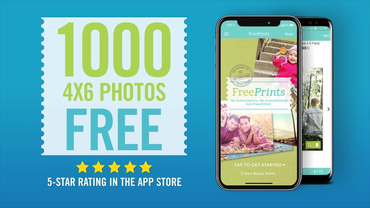freeprints app the world s best free photo app ios android