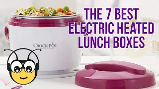 TOP 7: Best Electric Heated Lunchboxes  - Tech Bee 🐝