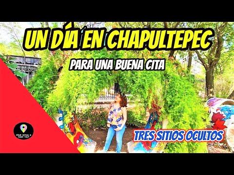 CHAPULTEPEC ► 3 LUGARES QUE QUIZÁS NO CONOCÍAS 😱🌳💓 from YouTube · Duration:  4 minutes 21 seconds