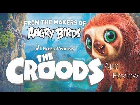 The Croods- Android app review!