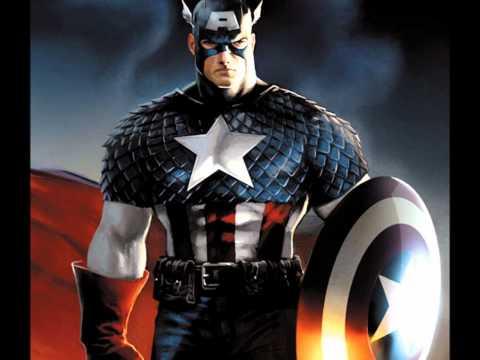 Captain America March