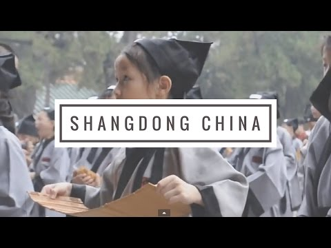 5 TOP SIGHTS IN CHINA | Shandong | CHINA TRAVEL GUIDE