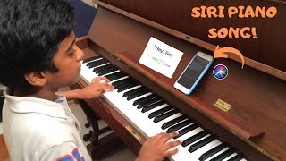 Download song Siri Piano song