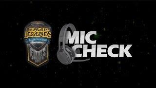 Mic Check: 2017 NA LCS Summer Finals Edition (TSM vs IMT)