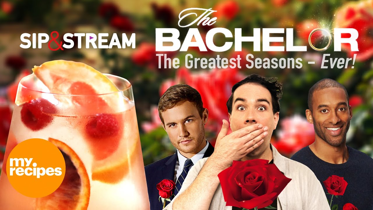 Rosé Sangria + The Bachelor & Bachelorette   Perfect Cocktail Pairing