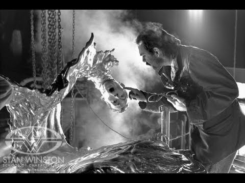 TERMINATOR 2: JUDGMENT DAY  T1000 Special Effects  Part 1