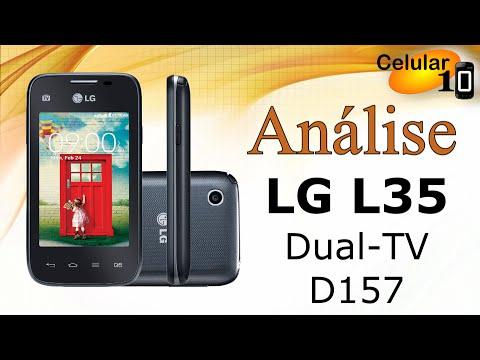 Lg L35 Dual Tv D157 Ficha Técnica Maiscelular