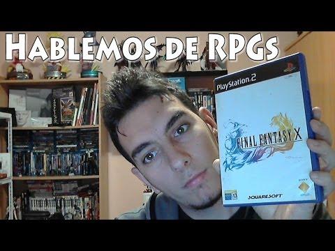 Hablemos de RPGs: FINAL FANTASY X / HD REMASTER (PS2/PS3) Análisis / Review en Español: Episodio 8
