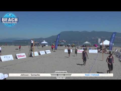 Youth Beach Provincials   16U Gold Medal Match   Spanish Banks West   Vancouver