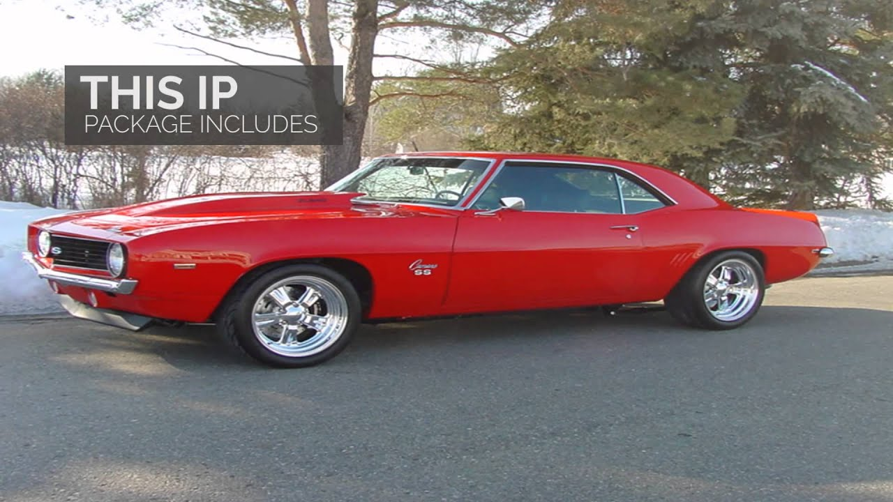 All American Muscle Cars® - Ultimate Muscle Car IP Package - YouTube