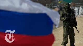 Ukraine 2014 | In Crimea, Mother Russia Looms Large | The New York Times