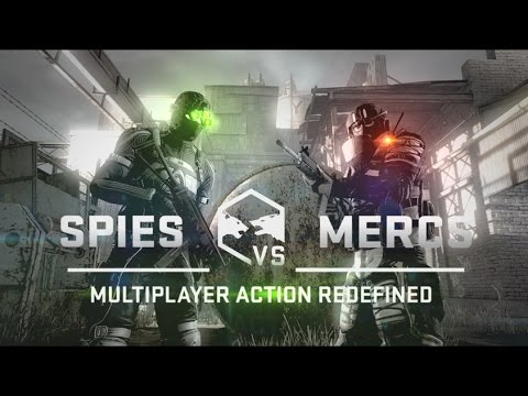 Spies vs Mercs Live Streaming 2