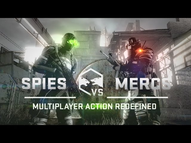 Spies vs Mercs Live Streaming 2