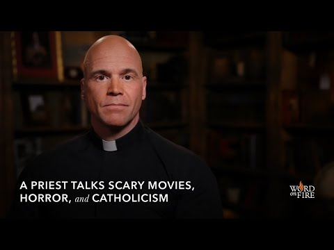 A Priest Talks Scary Movies, Horror, and Catholicism