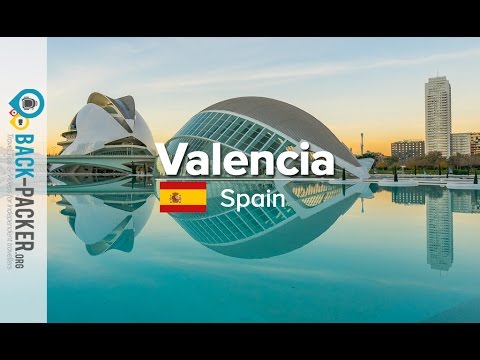 Tips & Things to do in Valencia, Spain (Costa Blanca, Episod