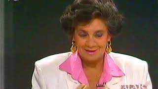 #2 - Debate - Falar Claro (1992) - Maria Flávia de Monsaraz