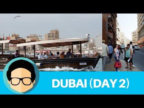 Travel Vlog 08 | Dubai Creek, Old Souk, Dubai Spice souk, Global Village
