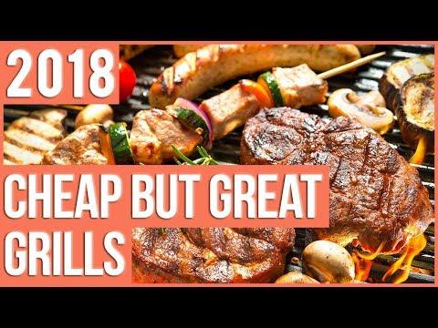 TOP 13 Cheap Grills 2017 | Cheap But Great