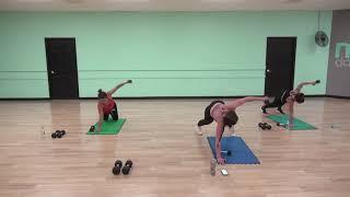 Rachel's Bangin Body Workout Class
