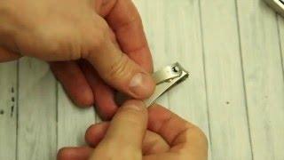чем легче всего срезать ногти на руках - клипером