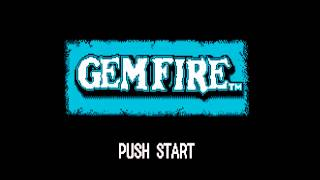 Gemfire (NES) - Banished & Game Over Resimi