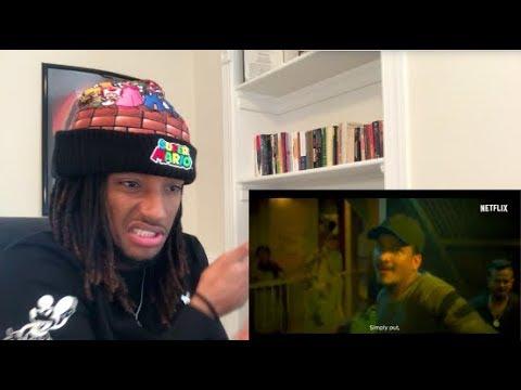Kaam 25: DIVINE   Sacred Games   Netflix REACTION