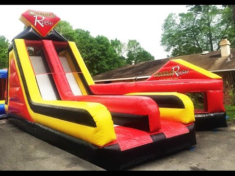 Obstacle Course Rental Houston | 281 606 5867 | Sky High Party Rentals