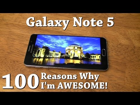 100+ Reasons To Buy The Galaxy Note 5 Review! (Tips, Tricks, Hidden Features)