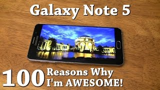 100+ Reasons To Buy The Galaxy Note 5! (Tips, Tricks, Hidden Features)