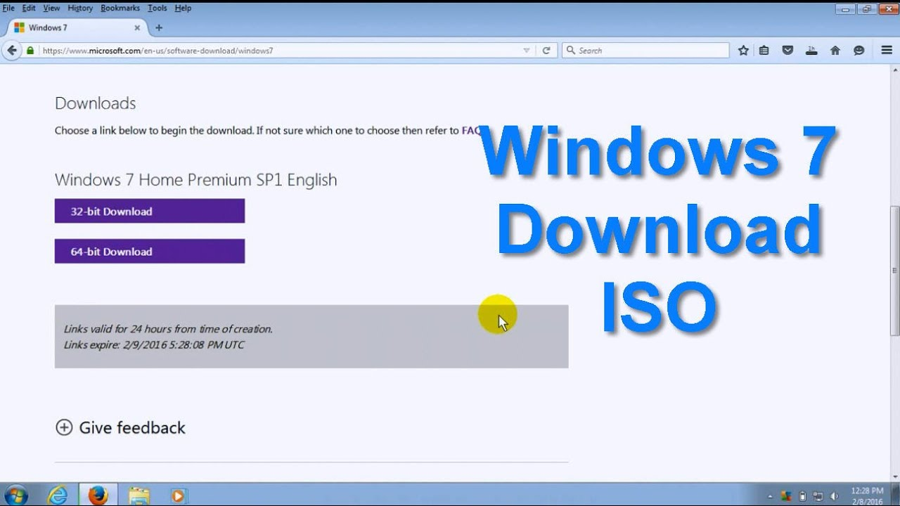 windows download for windows 7