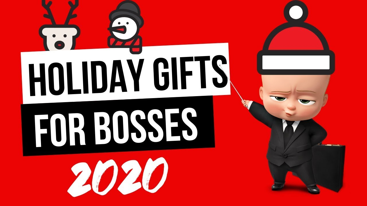 5 Best Holiday Gifts For Your Boss Or Client Christmas Gift