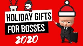 5 Best Holiday Gifts For Your Boss Or Client - Christmas Gift Ideas For Boss