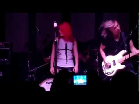 The Dirty Youth - Rise Up live in Prague