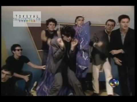 TITÃS - AA UU 1985  Original