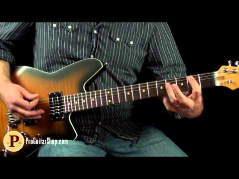 Billy Idol - Rebel Yell Guitar Lesson