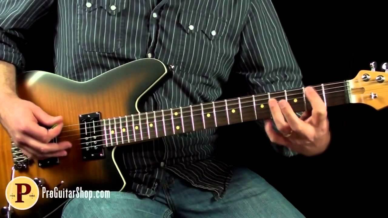 Billy Idol   Rebel Yell Guitar Lesson