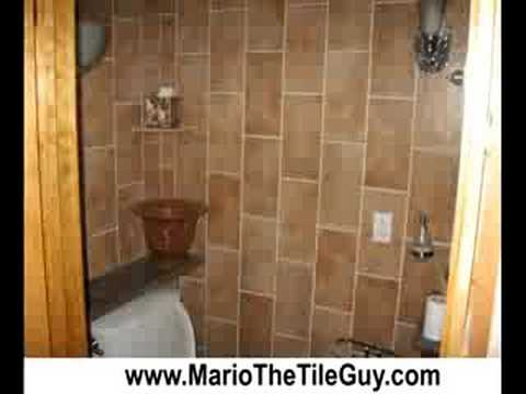 Bathroom Tile Samples - YouTube