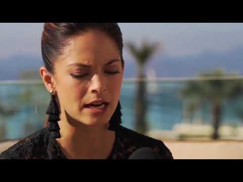 Kristin Kreuk Fan Questions | MIPCOM eOneTV cannes