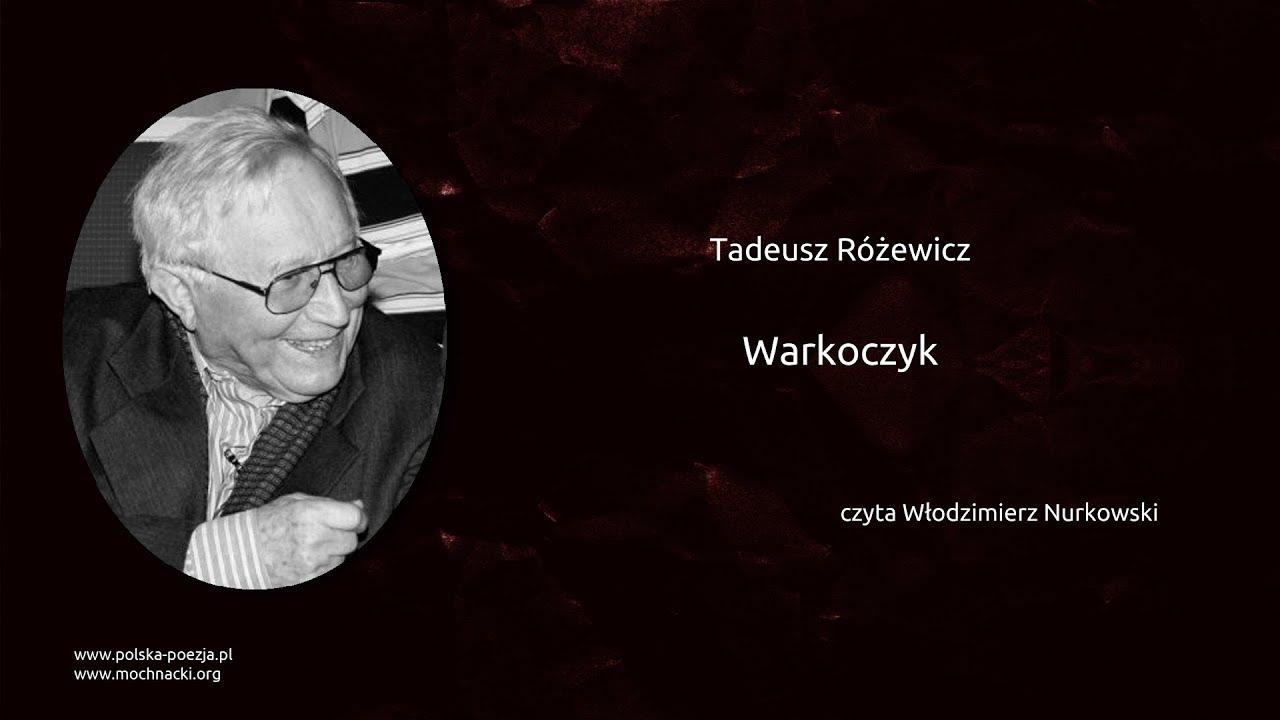 Tadeusz Różewicz Warkoczyk