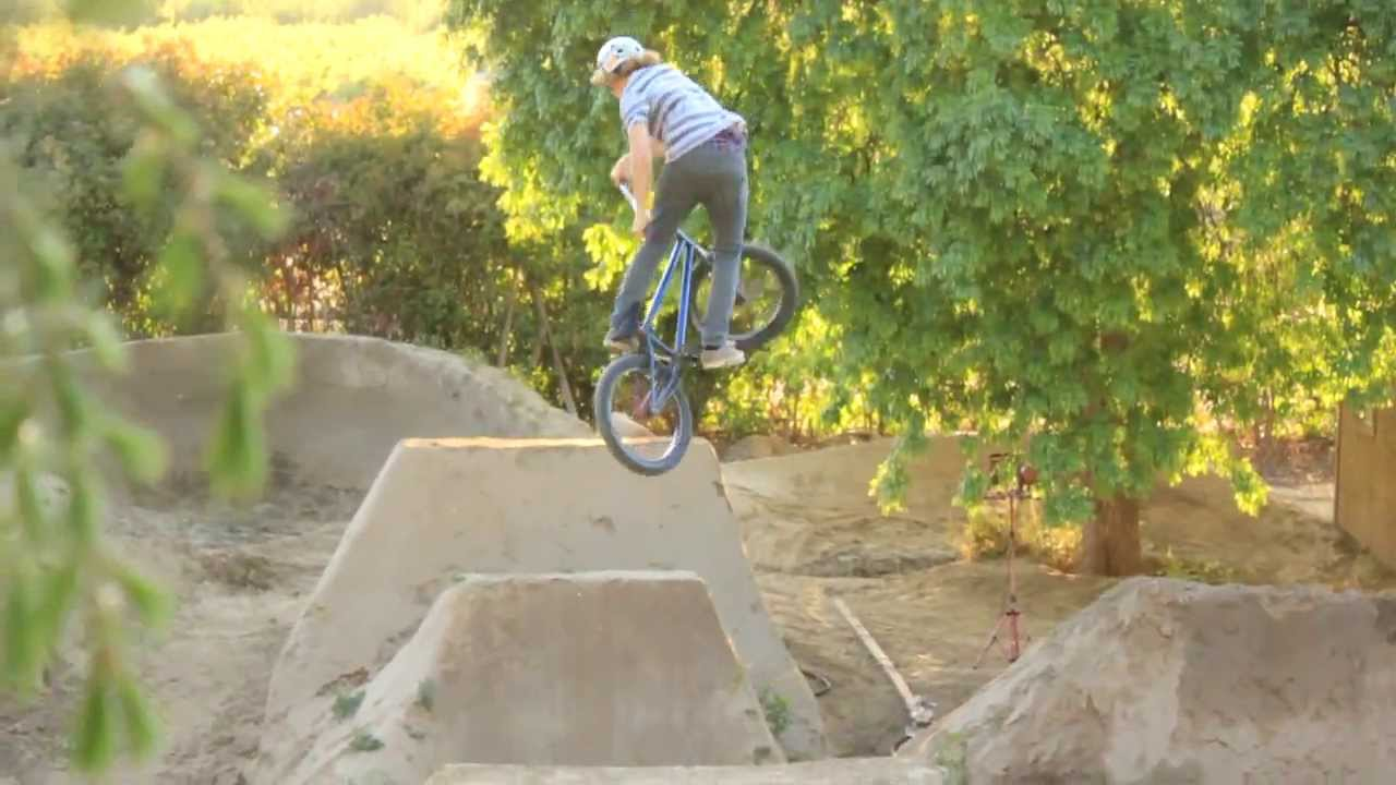 bakersfield bmx trails youtube